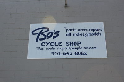 Bo's Cycle Shop Clarksville Tennessee